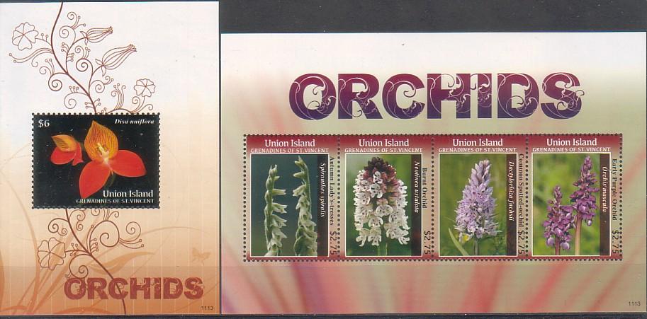 Красивые почтовые марки